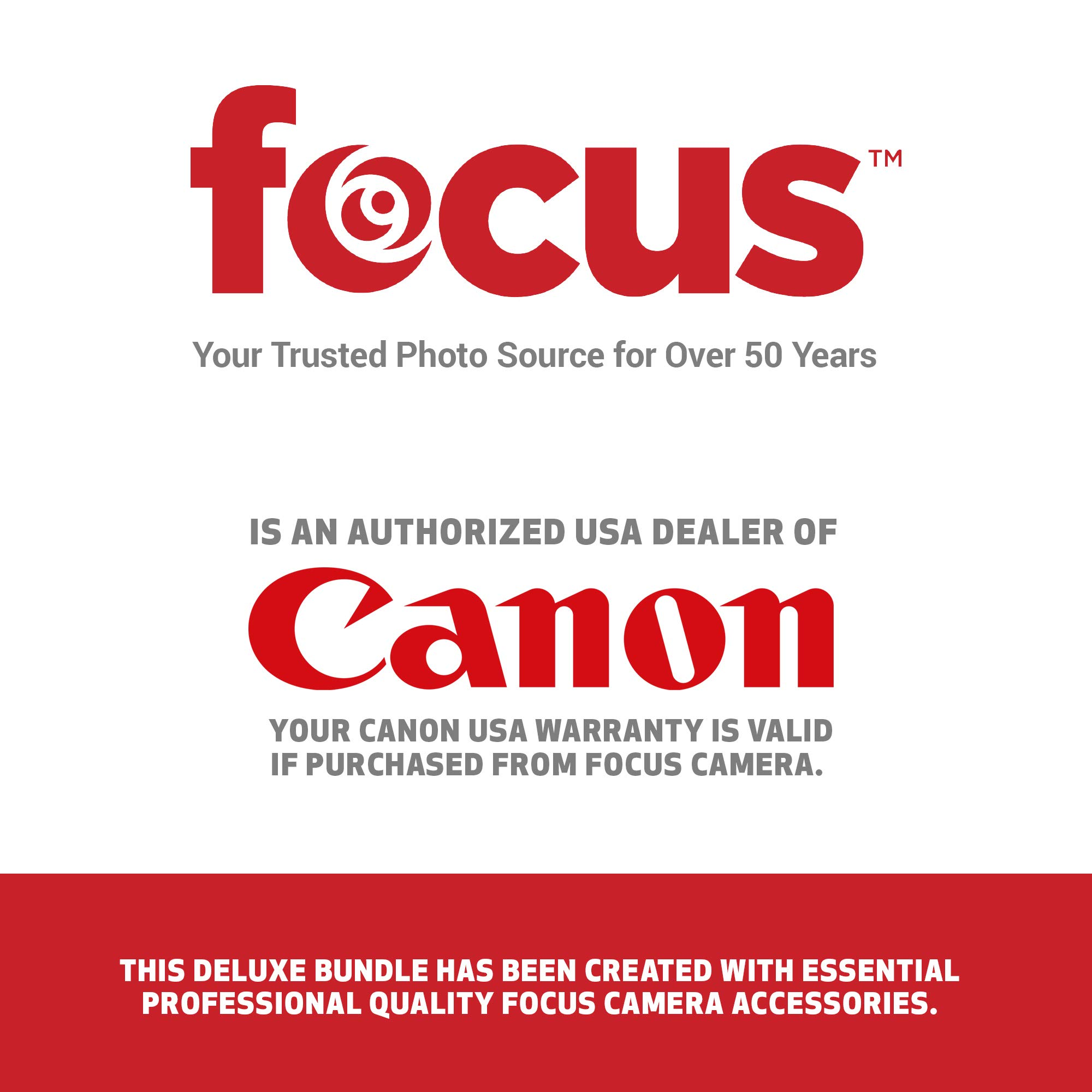 Canon EF-S 10-18mm f/4.5-5.6 is STM Wide Angle Lens with 16GB SD Card Advanced Bundle   by Canon (Image #2)