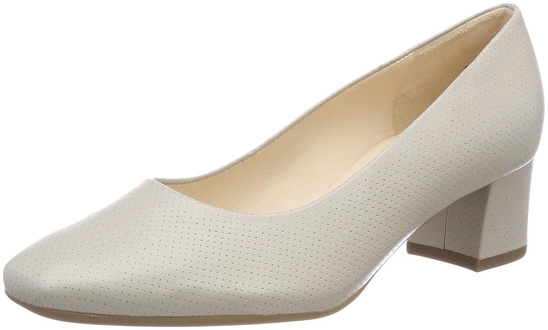 Peter Kaiser Ghana, Zapatos de Tacón con Punta Cerrada para Mujer 35 EU|Gris (Topas Pin 412)