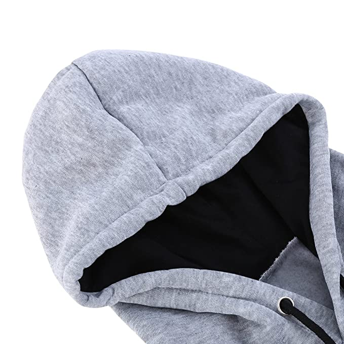 Amazon.com: Round Collar Sweater, Men Women Long Sleeve Sweater Letter Printing Pullover Hoodie Sweatshirt(King, 2XL): Home & Kitchen