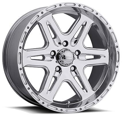 Amazon 40 Inch 40x40 Ultra Wheel Bandlands Polished Wheel Rim Fascinating 5x114 3 Bolt Pattern