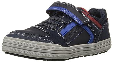 uk availability 7221c 65ff6 Geox Jr Elvis 30-K Sneaker