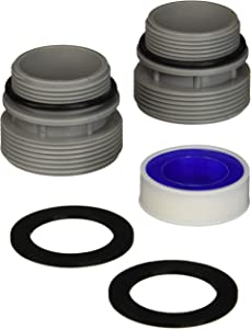 GAME 4560 40mm to 1 1/2 Inch Conversion Kit (For Intex & Bestway Pools)
