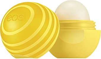 eos Active Lip Balm Sphere - Lemon Twist | SPF 15 and Water Resistant | 0.25 oz.