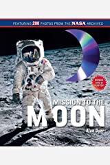 Mission to the Moon: (Book and DVD) Hardcover