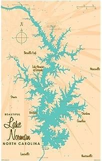 Amazon.com: Lake Norman NC, Lake Norman North Carolina, Davidson NC on