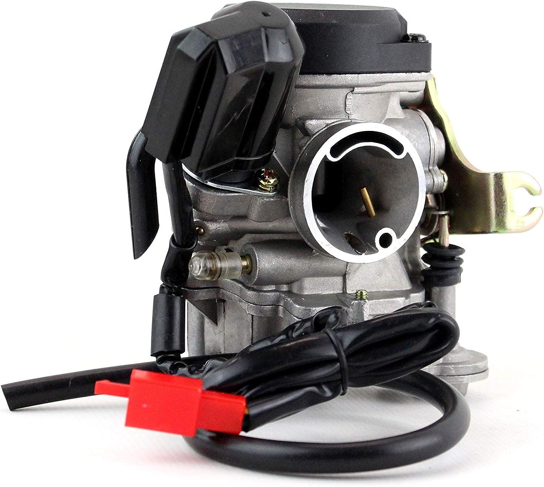 Unbekannt Vergaser Ersatzvergaser Für 4 Takt 139qmb Qma Auto