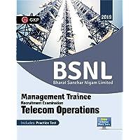 BSNL (Bharat Sanchar Nigam Limited) 2019 - Management Trainee - Telecom Operations