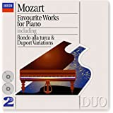Mozart : Favourite Works for Piano