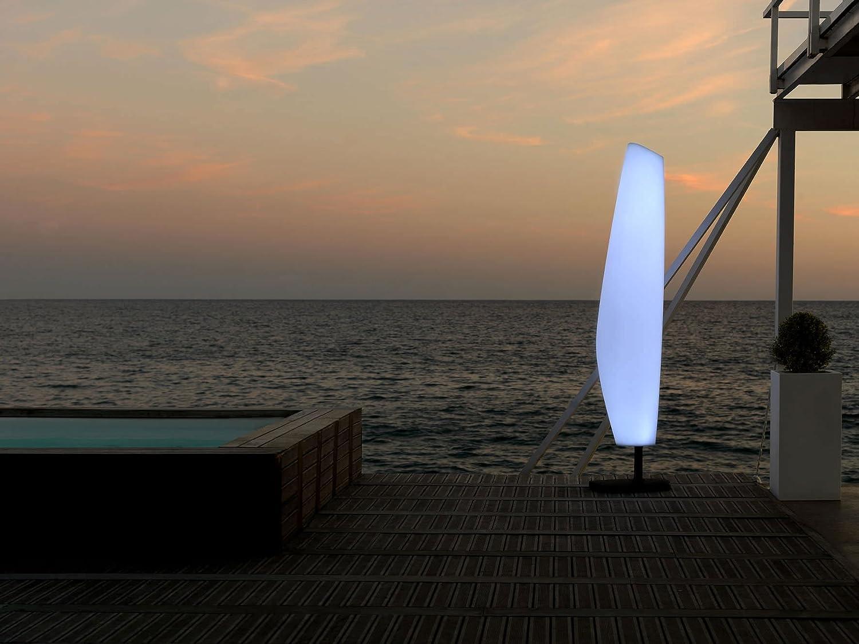 Landschap afbeelding LED Stehlampe