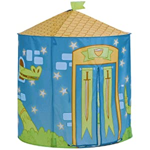 cheap for discount b9451 11f95 Amazon.com: Twinkle Play Tents Princess Palace: Toys & Games