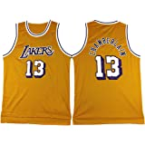 Nmfdz Chamberlain Jersey Los Angeles Wilt Jerseys Gold The Big Dipper Mens Yellow Size
