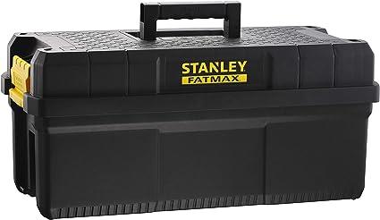 Stanley Fmst81083 1 Fatmax Porte Outils 3 En 1 Design Innovant Rangement Marche Et Transport Sureleve En Une Seule Capacite De Remplissage 30 Kg Capacite De Charge 150 Kg Amazon Fr Bricolage