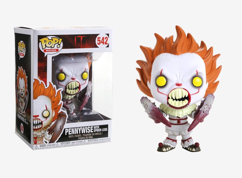Funko POP VINYL-horror-it-Pennywise con dientes