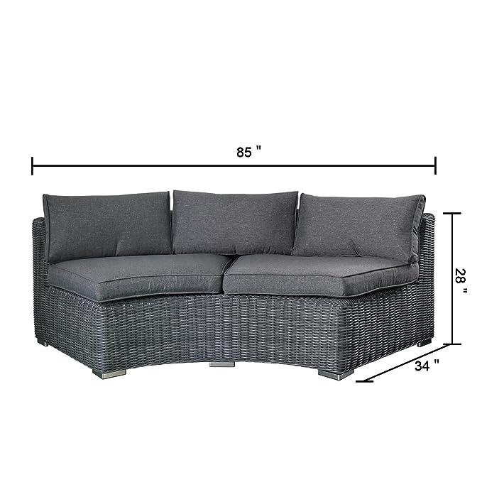 Super Amazon Com Magari Mag411 4C 4 Piece Outdoor Furniture Unemploymentrelief Wooden Chair Designs For Living Room Unemploymentrelieforg
