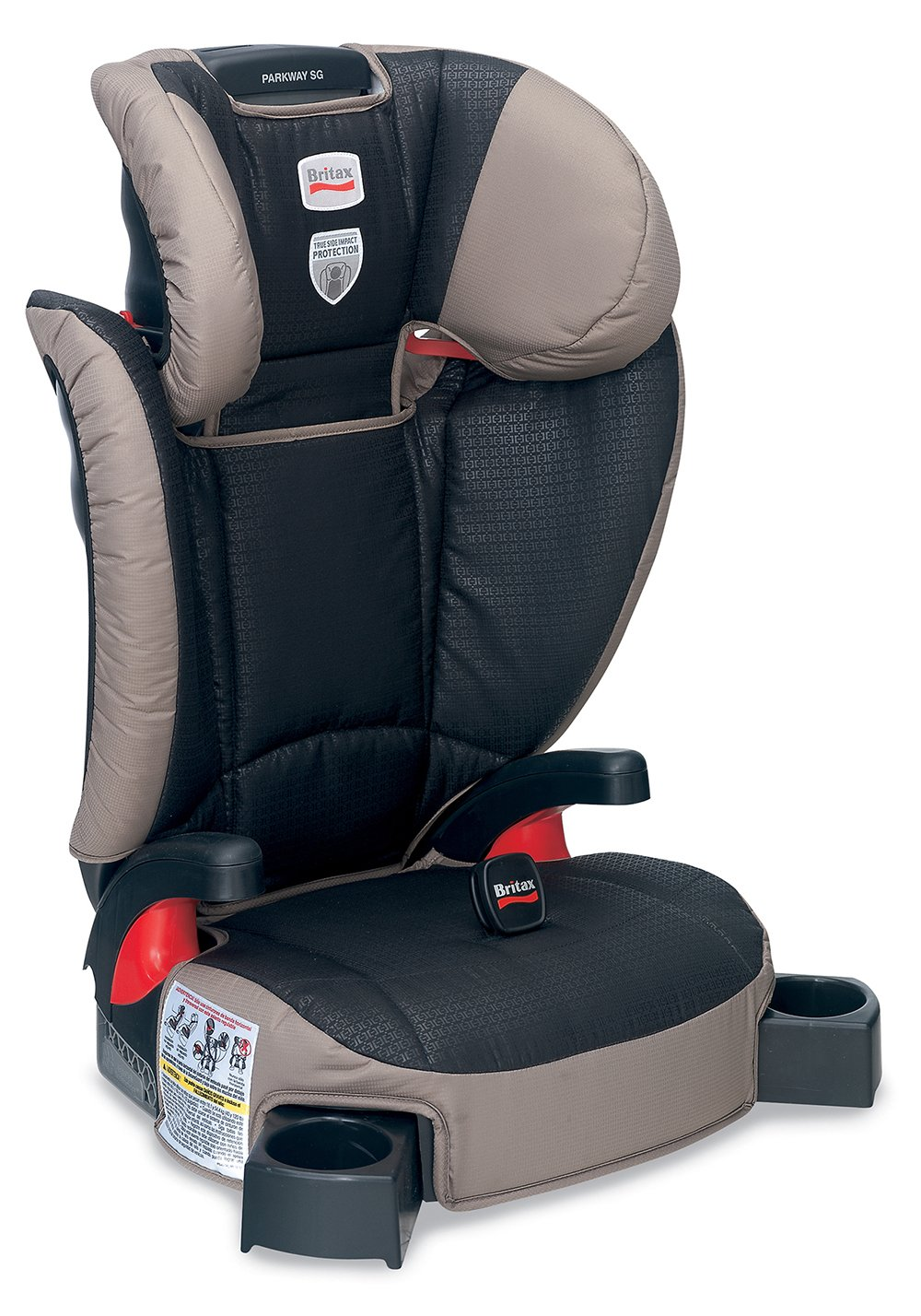 Amazon.com : Britax Parkway SG Belt-Positioning Booster Seat, Knight ...