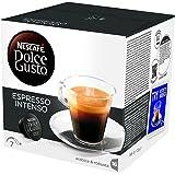 NESCAFÉ DOLCE GUSTO ESPRESSO INTENSO Caffè espresso 6 confezioni da 16 capsule [96 capsule]