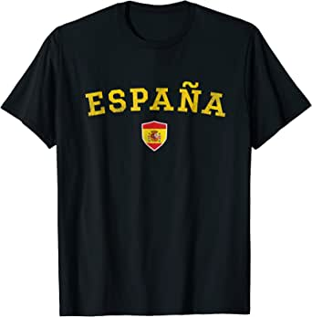camiseta españa amazon