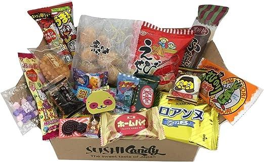 20 Dulces japoneses DAGASHI set japoneses KITKAT regalo para ...