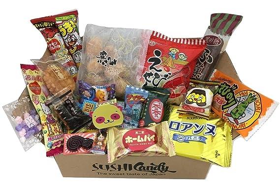 20 Cajas De Caramelos Japonesas De Regalo Dagashi Set De Dulces Japoneses Y Comida De Aperitivos Kitkat Japonés Grocery Gourmet Food