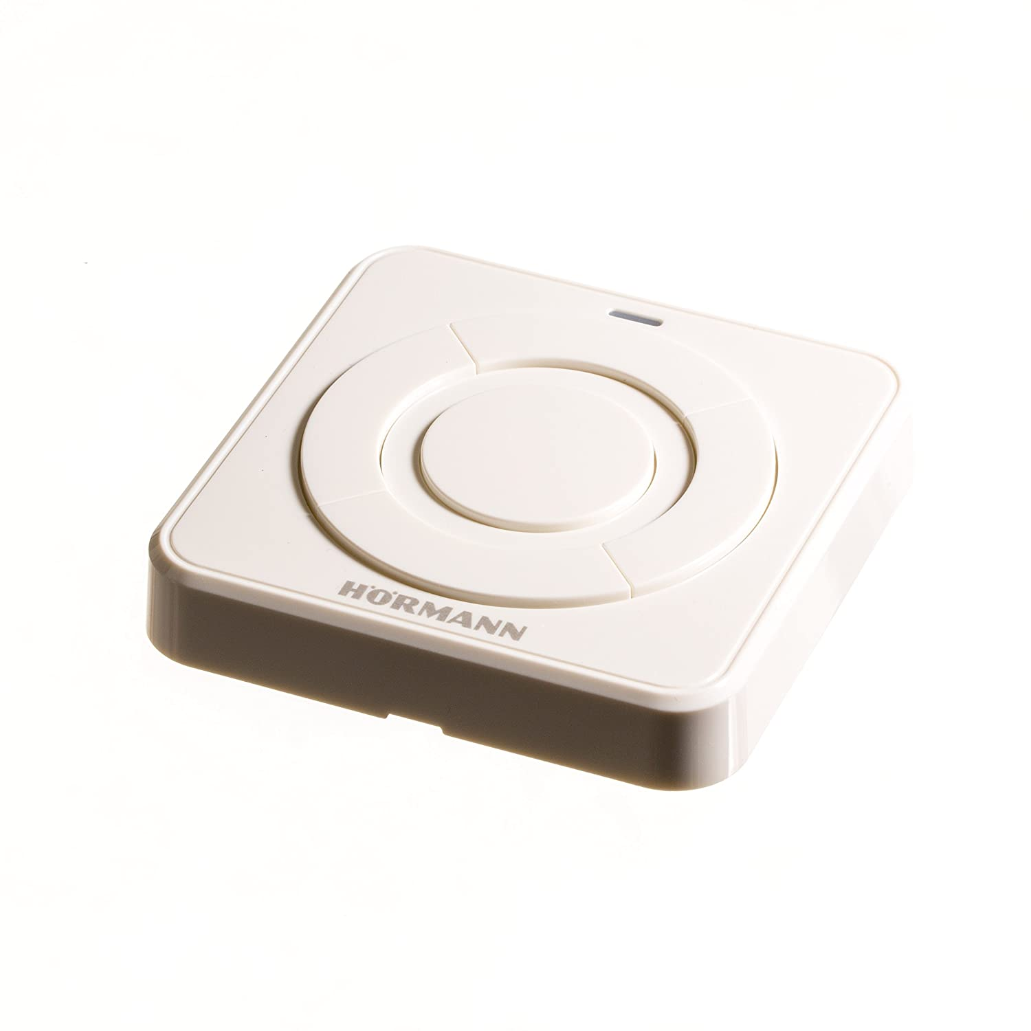 Hö rmann FIT 5 BS Radio Button Flush-Mounted 868 MHz BS - BiSecur Transmitter UP - Smart Home Wireless Internal Button Hörmann