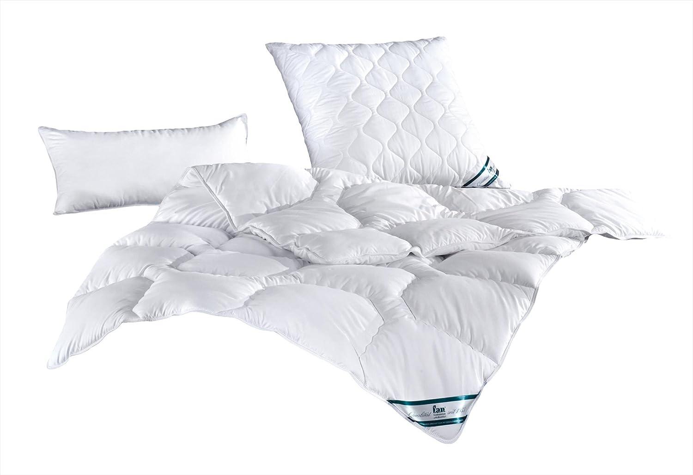 Beeindruckend übergroße Bettdecke Beste Wahl Vierjahreszeiten Supersoft 200cm X 220cm Übergröße: Concept.de: