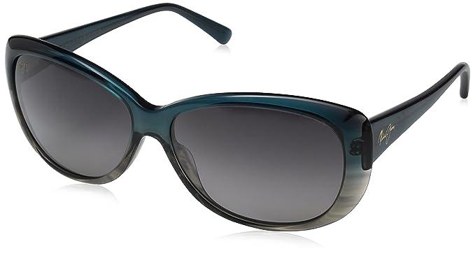 Maui Jim Gafas de sol PIKAKE (GS290-03C) azul 61MM