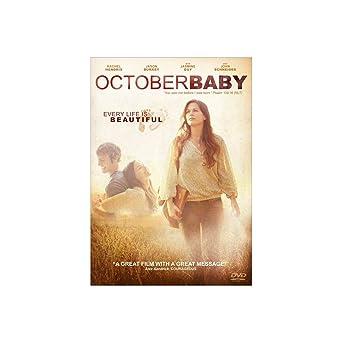 October Baby Dvd Uk Import