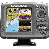 Lowrance Fischfinder/kartenplotter Hook 5 Mid/High/DownScan, 000-12656-001