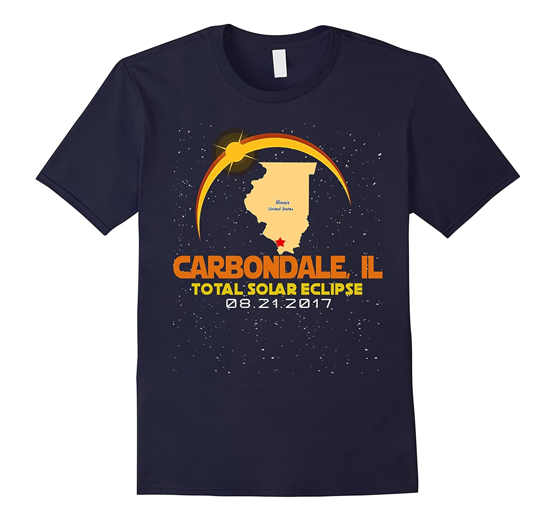 Carbondale Illinois Total Solar Eclipse August 21 2017 Shirt-Art