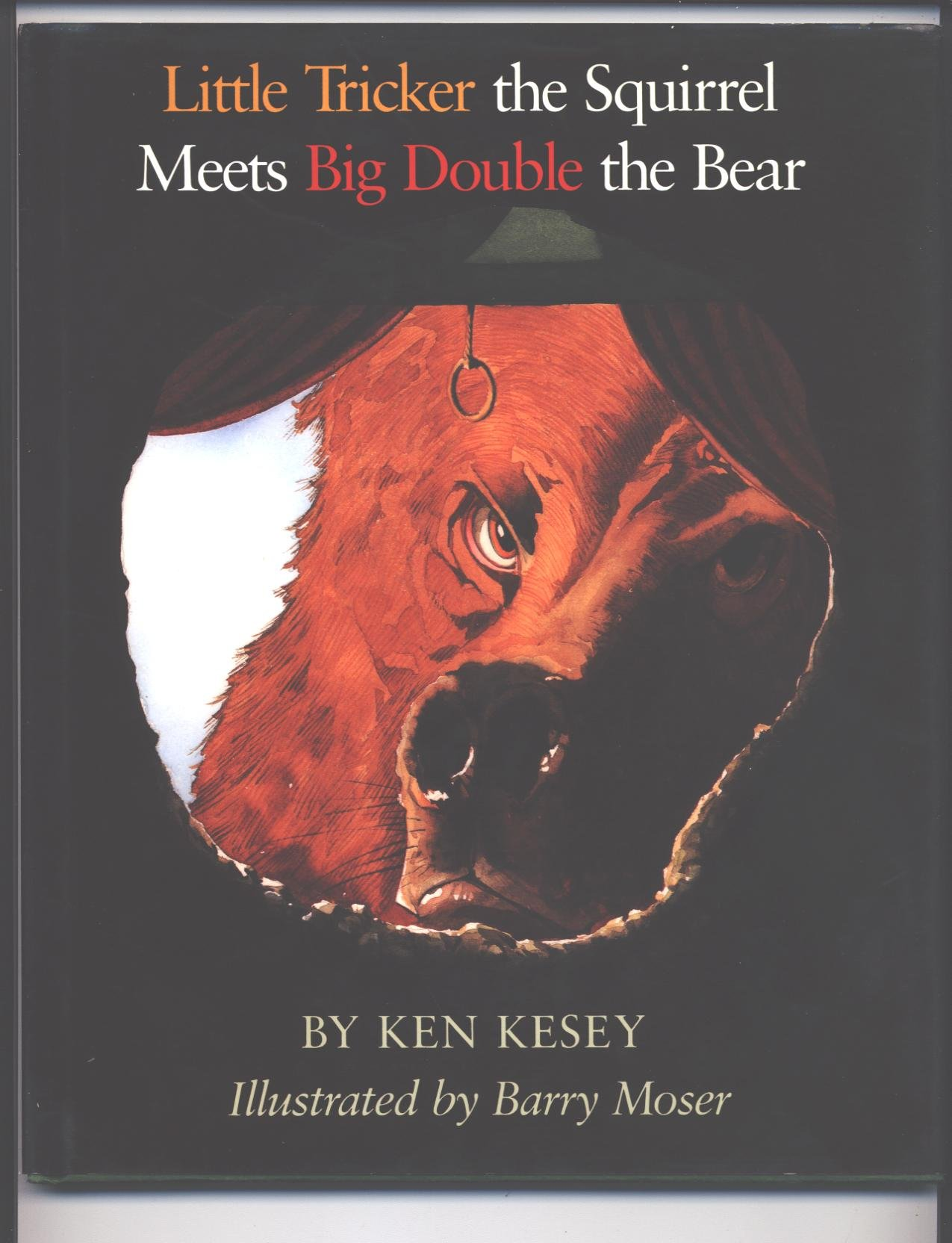 Little Tricker the Squirrel Meets Big Double the Bear