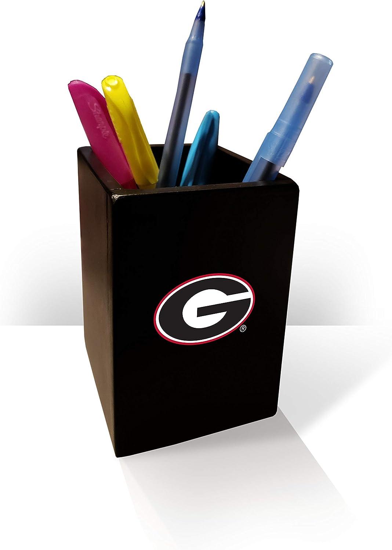 Fan Creations NCAA Georgia Bulldogs Pen//Pencil Holder