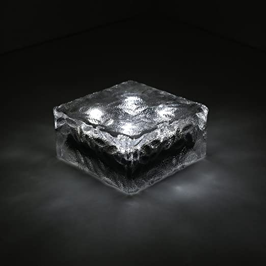 Solar Clear Glass Brick