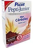 Picot-Céréales Cacao Sans Lait Picot Pepti-Junior, 300 g - Dès 6 Mois