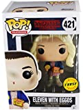 Funko POP! Television - Stranger Things: Eleven with Eggos Chase Variant vinyl Figure 10cm