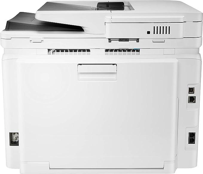 HP Color Laserjet Pro MFP M281fdn - Impresora láser multifunción ...