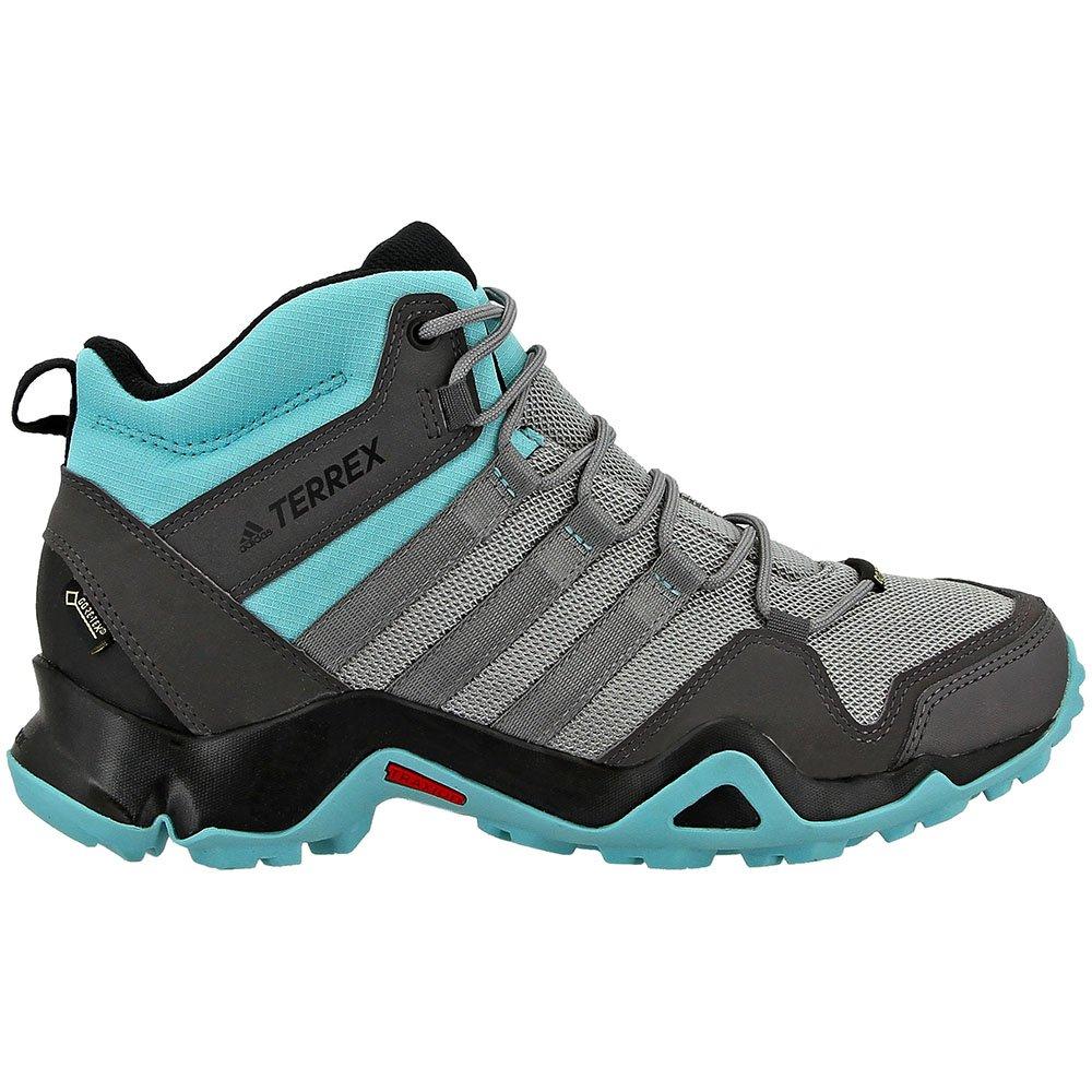 Adidas Terrex Ax2r Mid Gtx Hiking Shoe Women s Mgh Solid 1