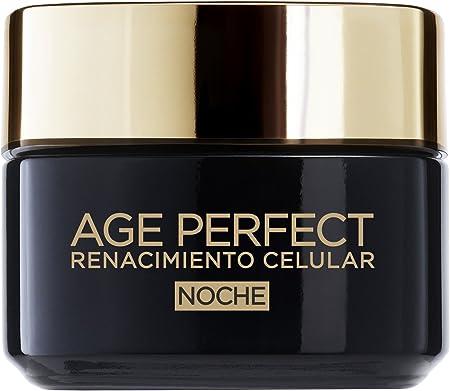 L'Oréal Paris Dermo Expertise Crema Regeneradora de Noche Age Perfect Renacimiento Celular - 50 ml