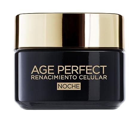 LOreal Paris Age Perfect Renacimiento Celular Crema Regeneradora Noche - 50 ml