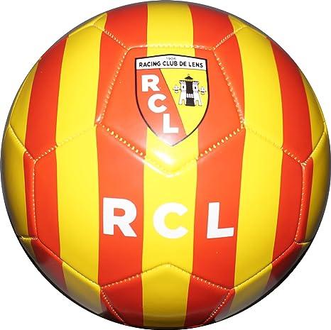 RC Lens – Balón de fútbol oficial Racing Club de Lens [Divers ...