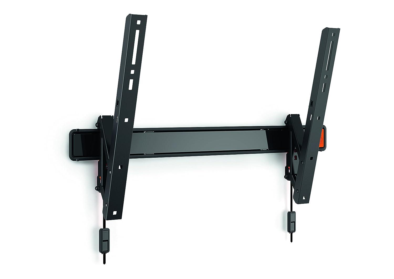 Vogel's WALL 2315 TV-Wandhalterung für 102-165 cm (40-65 Zoll) Fernseher, neigbar, max. 40 kg, Vesa max. 600 x 400 mm, schwarz