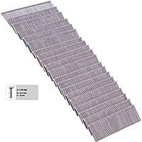 VONROC Spijkers – 1000 stuks – 15MM – Geschikt voor elektrische tacker – Universeel