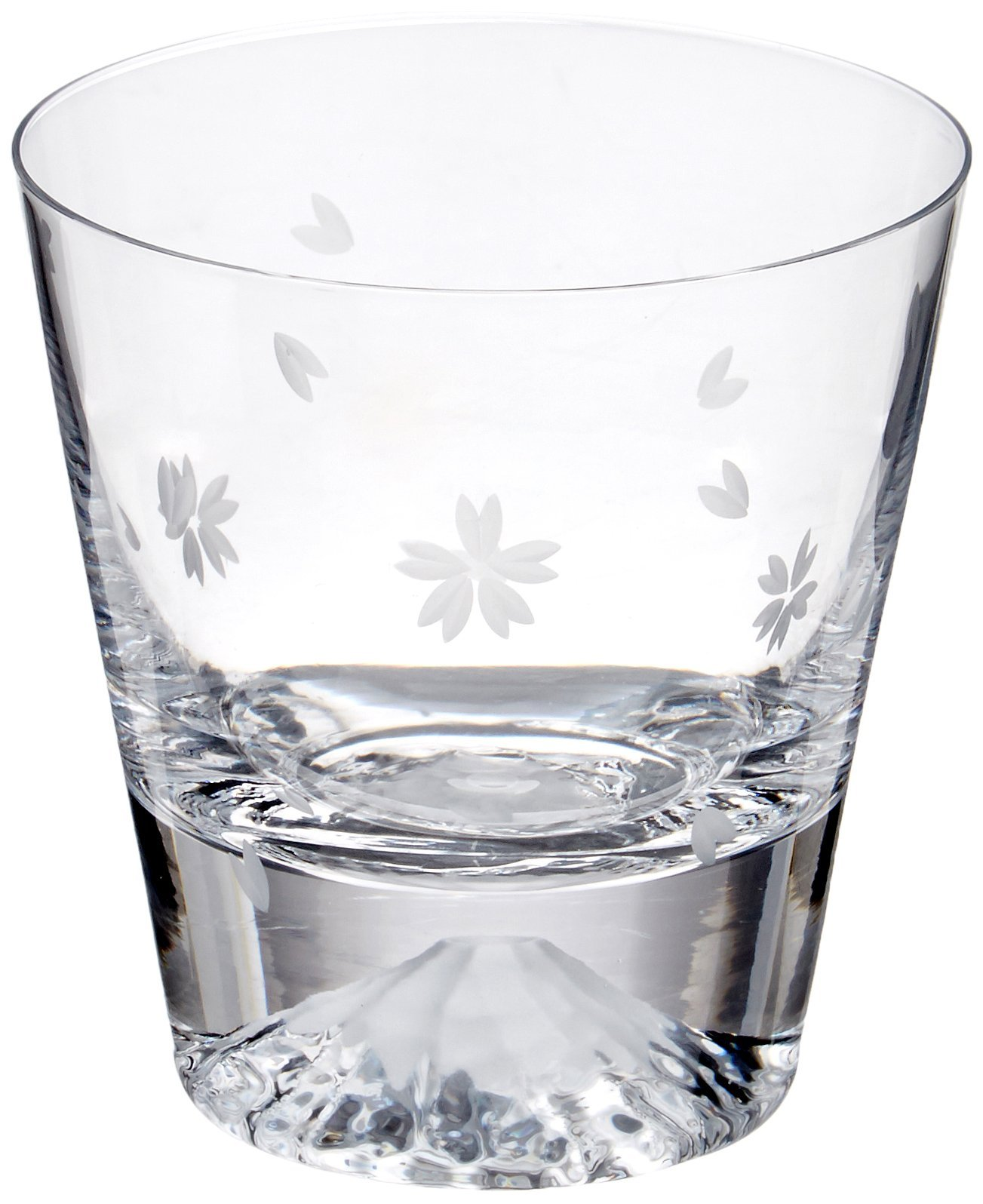 Fujisan Rock Glass Sakura-Fuji TG16-015-RS (Sakura)