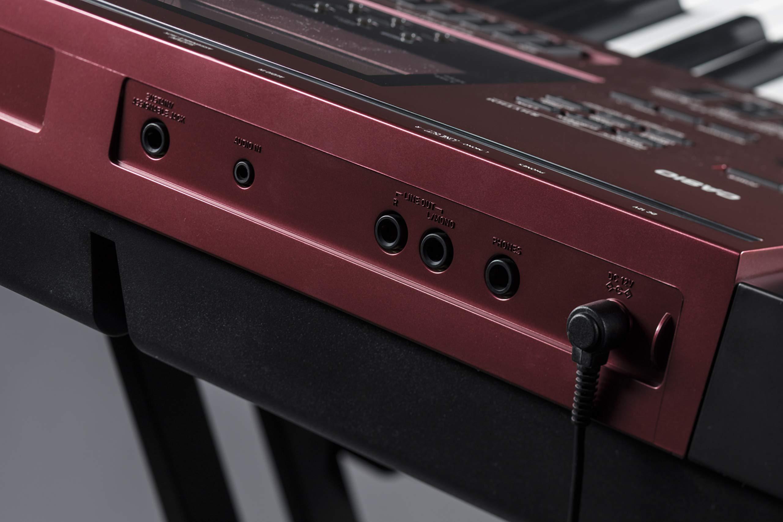 Casio CTK-6250 61-Key Keyboard with Power Supply by Casio (Image #3)