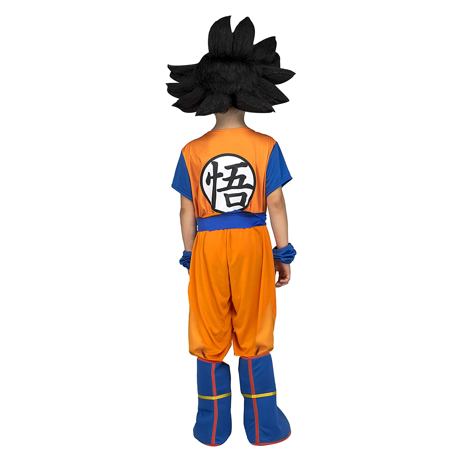 My Other Me Me Me- Goku Dragon Ball Disfraz Multicolor (231410