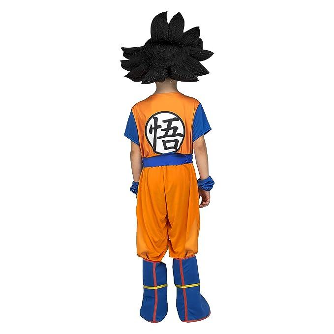 My Other Me Me Me- Goku Dragon Ball Disfraz Multicolor (231410