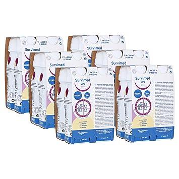 survimed OPD Drink Vainilla Botella 4800 ml Líquido: Amazon.es: Salud y cuidado personal