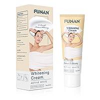 Whitening Cream Skin Lightening Cream, Body Brightening Cream - Armpit, Knees, and...