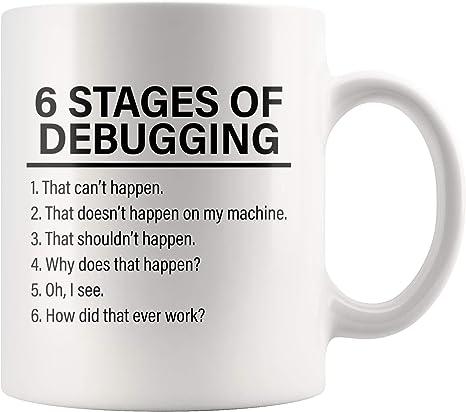 Funny Programming Mug