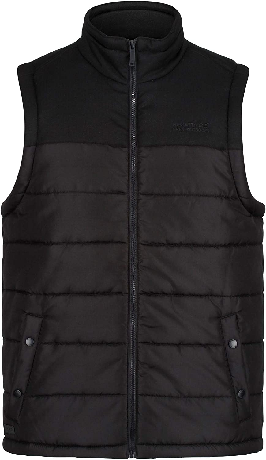 Regatta Mens Hadley II Water Repellent Thermo-Guard Insulated Quilted Bodywarmer