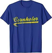 Cornholer Funny Team Cornhole T-Shirt